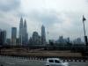 Petronas Towers von fern