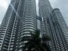 Petronas Towers von nah